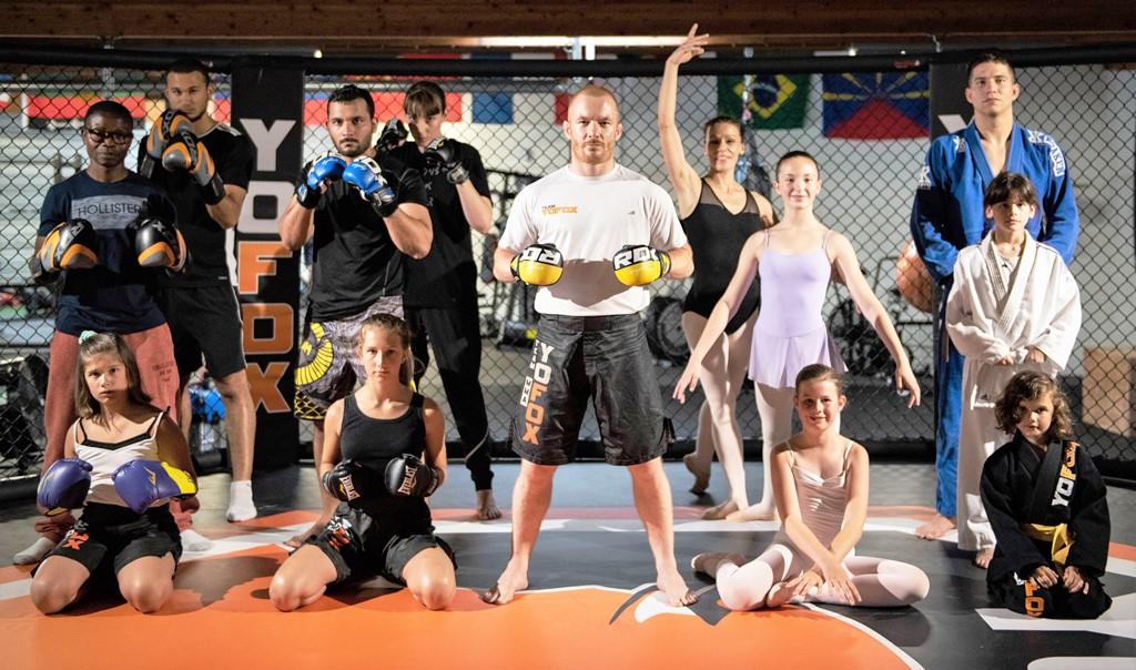 Sport de combat poitiers